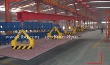 自卸式永磁起重器5台联吊,在日照钢铁成功使用案例