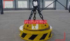 直径1.1米MW5-110L/1起重电磁铁吸盘整套设备技术参数与价格