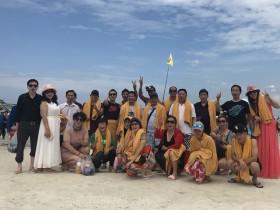 岳阳长风磁力搬铁机团队2018泰国旅游