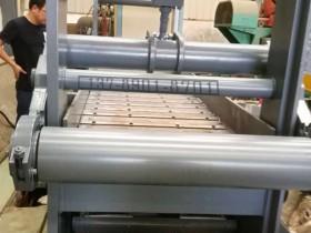 棒线材冷剪定尺用磁力链板输送轨道机的作用及优点、技术参数