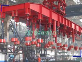 吊运单张薄钢板用圆形非标起重电永磁铁价格与技术参数
