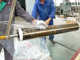 电磁辊ML1-19135T在孟加拉钢铁公司成功使用