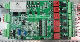 起重电磁铁(电磁吸盘)用主控电路触发板