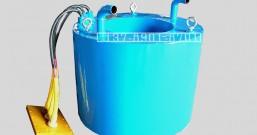 钢液电磁搅拌器的型号说明与分类