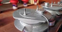焦化炉炉盖电磁铁