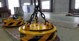 MW5-165L/1直径1.65m废钢电磁吸盘参数、价格
