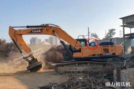 挖掘机改装电磁吸盘价格