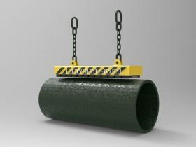 吊钢管用电永磁铁