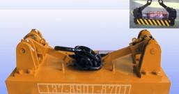 顶杆式自动永磁起重器