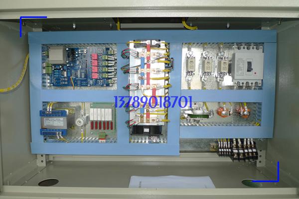 无触点强励磁起重电磁铁控制柜内部结构图