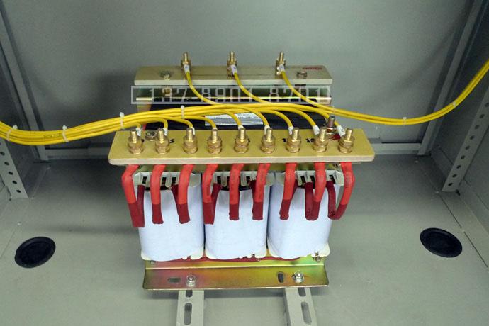 磁力皮带开卷机电磁铁电气控制柜配整流变压器