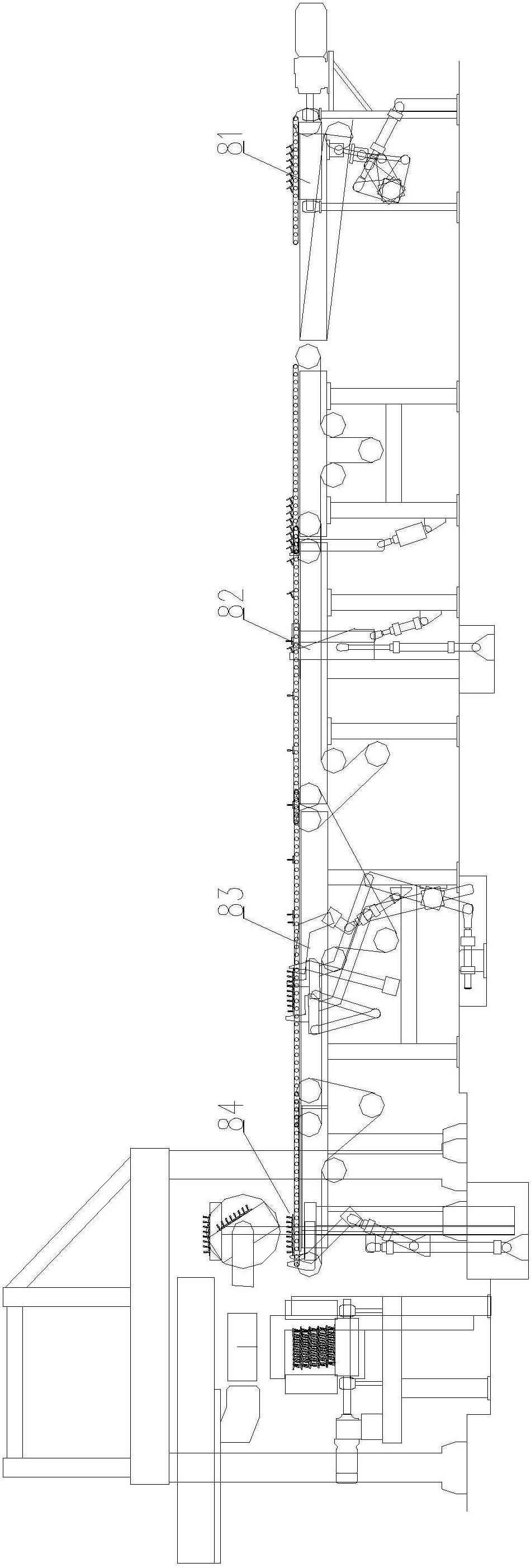 全自动码垛系统及工艺-附图1