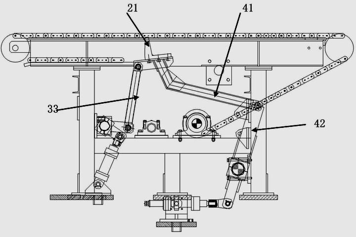 专利CN201610257471.X全自动码垛系统及工艺