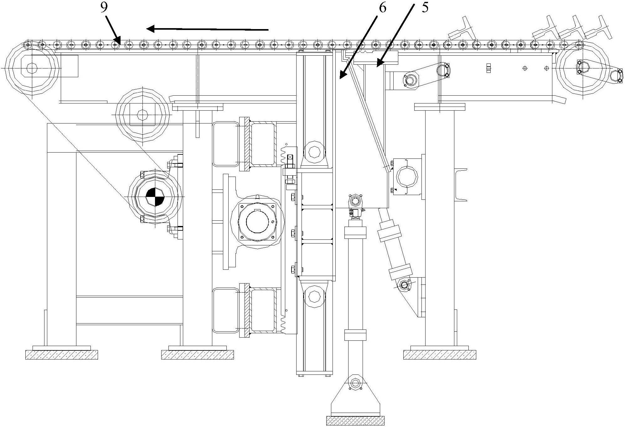 全自动码垛系统及工艺-附图3