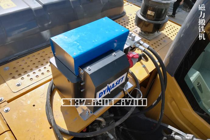 DYNASET丹纳森液压电磁发生器