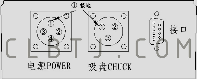 电永磁吸盘充退磁控制器接线图