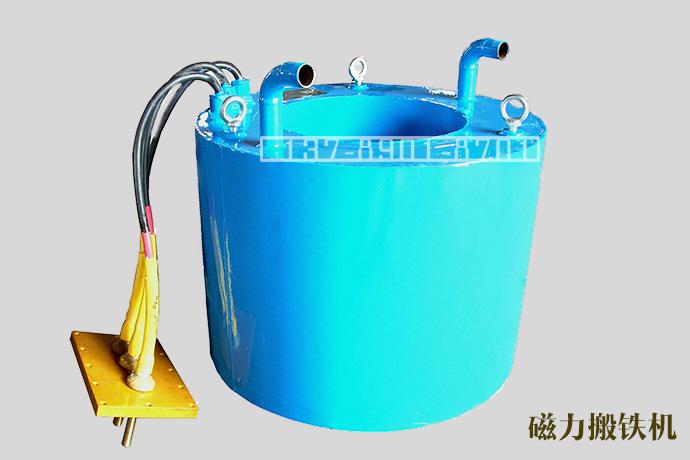 钢液电磁搅拌器