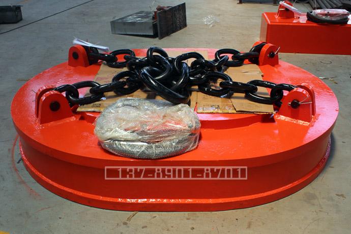 MW61-300150L/1椭圆形起重电磁铁