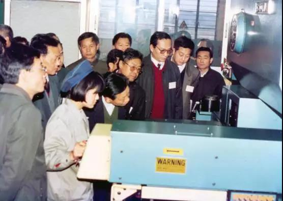 岳阳起重电磁铁厂通过诊断改造项目引进的设备吸引了众多的机械制造单位的关注
